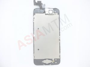 iP5 LCD Combo Fully Populated With All Parts Black Back
