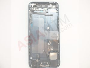 iP5 Rear Cover Populated Black Inside