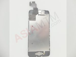 iP5C LCD Combo With All Parts Back