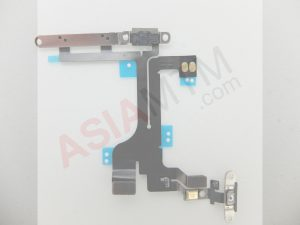 iP5C Power Key Flex With All Parts