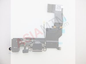 iP5S Charge Port Assembly Black