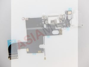 iP6 Charge Port Assembly White