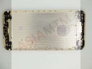 iP6PLUS Rear Housing Blank Gold Inside